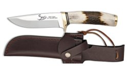 Photo Straight hunting knives