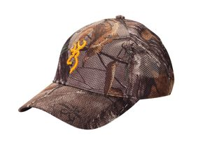 Photo Casquette Browning Cap Mesh-Lite camo