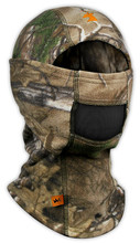 Photo Camo fleece hood