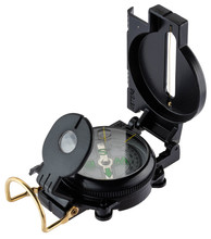 Photo Professional compass with oil bath