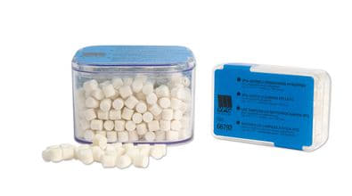 Photo Box of cleaning pads cal. 4.5 mm