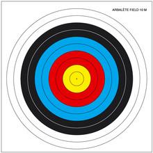 Photo Crossbow target
