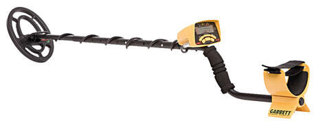 Photo Garrett ACE 250 Metal Detector