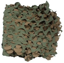 Photo Green camouflage net OD