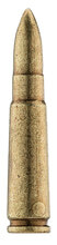 Photo M16, M4, AK47 dummy cartridges