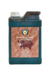 Photo Pine tar special boar - Armistol