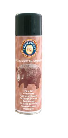 Photo Aerosol tar of pine special wild boar