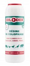 Photo Plumaison : Résine de Colophane
