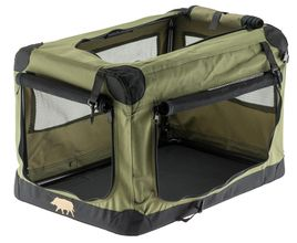 Photo Foldable niche nomad for small or large dog