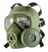 Photo Fake OD gas mask
