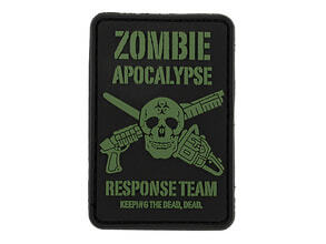 Photo PVC Patch APOCALYPSE