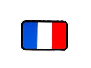 Photo PVC Flag France Patch
