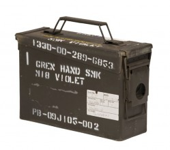 Photo Caisse à munition d'occasion Cal.30 / 7.62