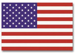 Photo Flag of the USA