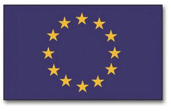 Photo Flag of Europe