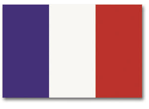 Photo French flag