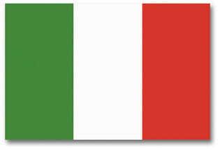 Photo Italian flag