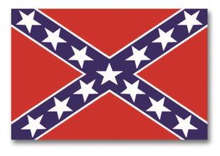 Photo Southern US flag