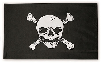 Photo Pirate Flag