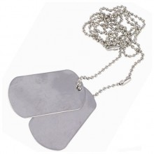 Photo US Army dog tags pack of 10 pcs