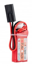 Photo HPA batterie Lipo 2S 7.4V 250mAh 25C