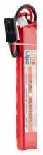 Photo 1 stick batterie Lipo 2S 7.4V 1300mAh 25C