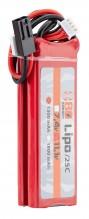 Photo 2 sticks batterie Lipo 3S 11.1V 1300mAh 25C