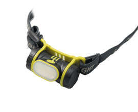 Photo Lampe frontale LED COB 150 lumens - Lumitorch