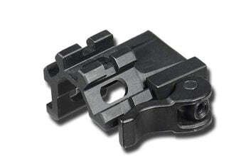 Photo UTG Quad rail 1 slot 45 mm 16 mm