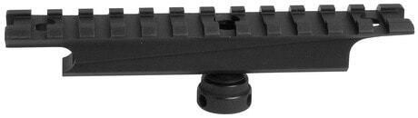Photo Weaver type rail for AR15