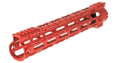 Photo Lightweight Aluminium CNC Free Floating 12,5' Red