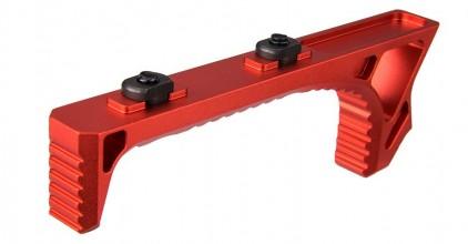 Photo Skeleton Speed Aluminium Foregrip M-LOK / Keymod Red