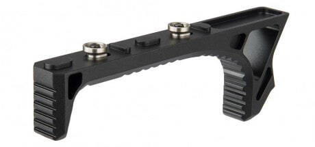 Photo Skeleton Speed Aluminium Foregrip M-LOK / Keymod Black