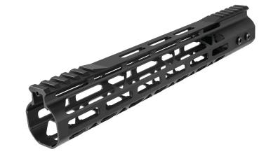 Photo Garde main Aluminium Speed Skeleton M-LOK 12' Noir
