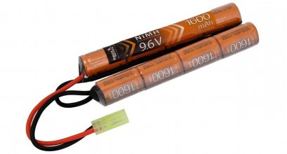 Photo 9,6V 1600mAh nunchuck Nimh battery