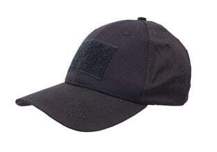 Photo Cap Nuprol Black with Velcro