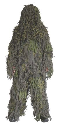 Photo Full Ghillie combination