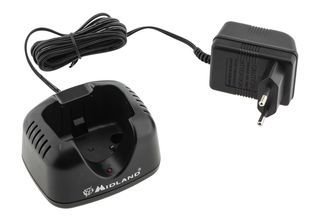 Photo Charger base for Midland G9 Pro walkie talkie