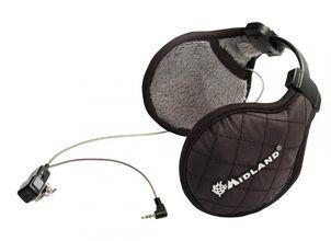 Photo Headphones Black winter subzero - midland