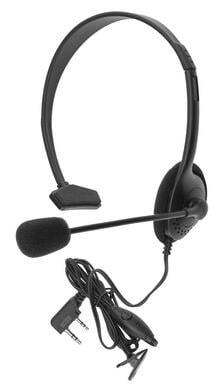 Photo Remote microphone headset - CRT France