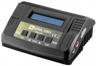 Photo Chargeur automatique 80W Lipo / Life / NiMh / NiCd
