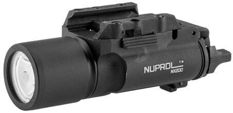Photo Tactical lamp nx 200 - Nuprol