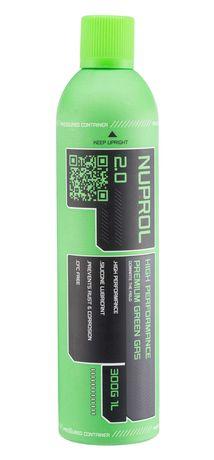 Photo Nuprol Premium Gas 2.0 Green Gas