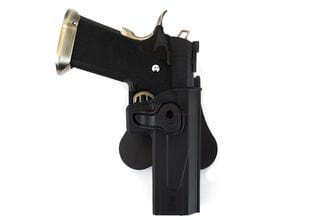 Photo Rigid holster belt hi-capa Nuprol series