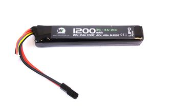 Photo LiPo Battery 11.1v / 1200mah 20c