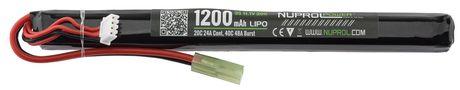 Photo LiPo battery round stick 11.1 v / 1200 mAh
