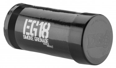 Photo Fumigène NOIRE eg-18 wire pull assault smoke - Enola gaye