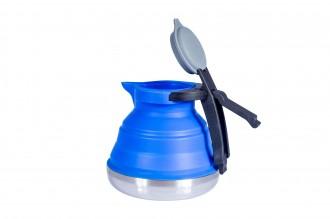 Photo Retractable kettle