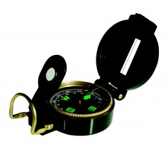 Photo Military-style dry compass