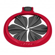 Photo R2 Quick feed rotor Red